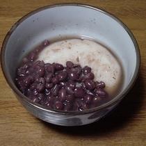 鳥取のお正月の定番『あずき雑煮』