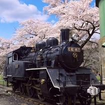 若桜鉄道のSL