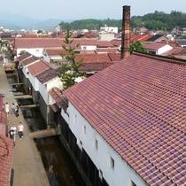 伝統的建造物保存地区『倉吉白壁土蔵群』