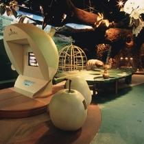 鳥取二十世紀梨記念館『なしっこ館』