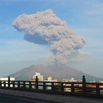 こんな迫力◎の噴火、見れるかも…
