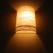 *お部屋の灯り