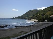 漁火(バルコニーから今井浜を望む)