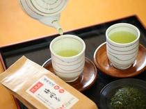 客室 静岡茶