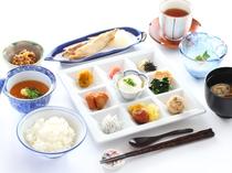 朝食和定食