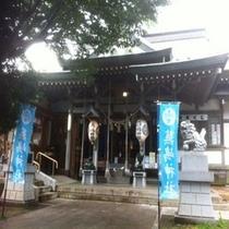 蕪島神社2