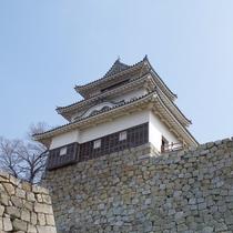 ■丸亀城 天守閣