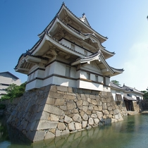 ■高松城跡
