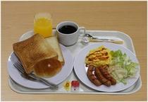 無料朝食バイキング(洋)イメージ