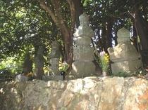 時忠のお墓