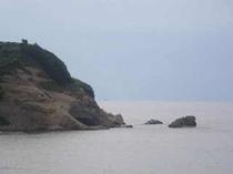 能登海岸風景