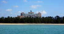 ホテル海から