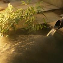 お部屋の露天風呂