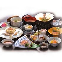 ■ご夕食「津軽四季会席」