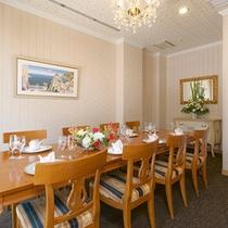 ◇レストラン「トックドール」洋個室