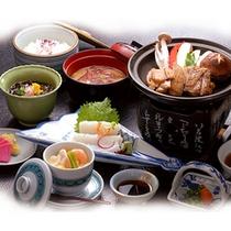 ■ご夕食「みちのく御膳」