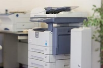 2F OAコーナーにコピー・ファックス設置(有料サービス)