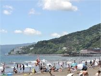 吉浜海岸【7月中旬~8月下旬】