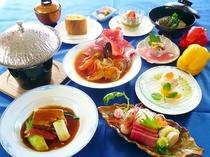 冬の夕食一例:体温まるお食事