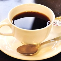 ロビー無料コーヒーサービス