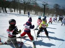 たんばらスキーパーク ジュニアカップ