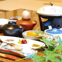 【ご朝食例】おかわりは当たり前!?人気の朝食♪