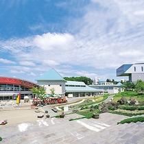 ■ホテルから徒歩10分の「秋田ふるさと村」
