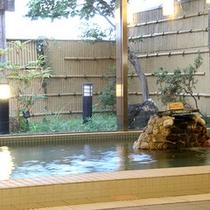 ■天然温泉の内湯