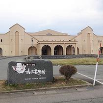 ■横手市増田まんが美術館
