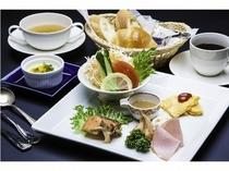 和・洋から選べる朝食 洋食イメージ