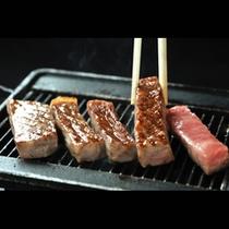 飛騨牛ステーキ(イメージ)