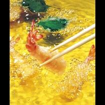 天ぷらイメージ