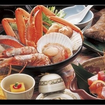 日本海直送の海鮮イメージ