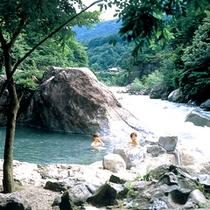 山峡新穂高の湯