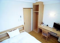 シングル寝室