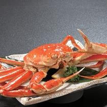 冬の味覚 蟹