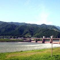 ■川側からの景色■