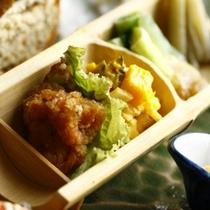 【夕食・季節のお料理】
