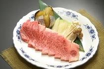 国産牛ステーキ(別注料理・要予約)