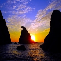 山陰海岸ジオパーク☆浦富海岸