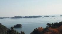 松島湾の島々