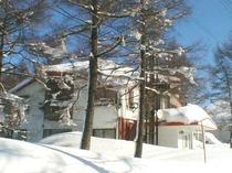 外観(冬2)