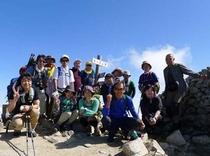 駒ヶ岳登山ツアー