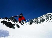 千畳敷スキー場