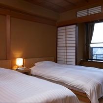 ジュニアスィート/寝室イメージ