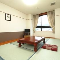 ☆客室_本館和室8畳(洗面トイレ付き)
