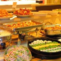 【地産地消バイキング】群馬産の食材中心の料理をお召し上がりください