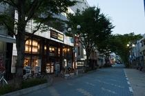 ホテル1F居酒屋