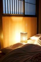 和室の眠り