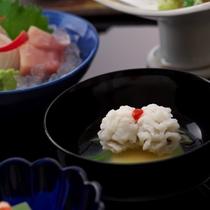 <日本料理 「はりま」 料理一例>